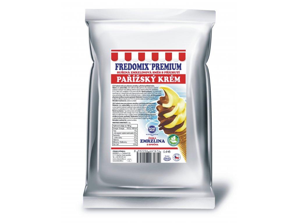 Fredomix Premium Pařížský krém, 2 kg