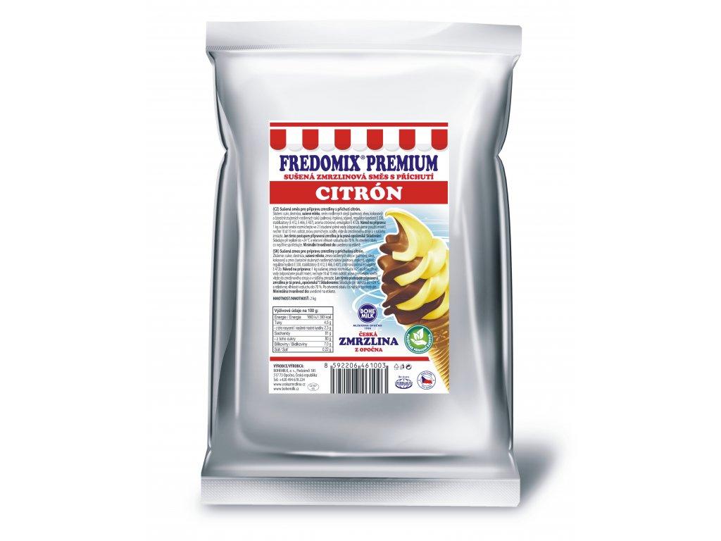 Fredomix Citron