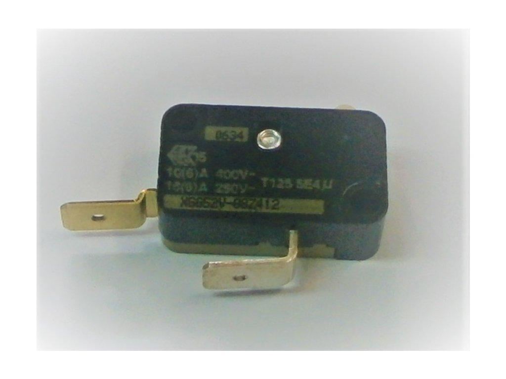 mikrospínač ovládání chlazení 2