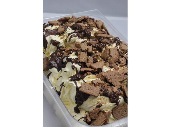 Cookies zmrzlina