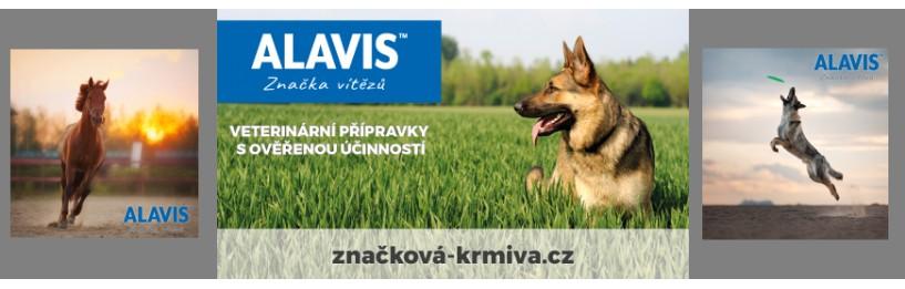 Značková-krmiva REMA CB Alavis