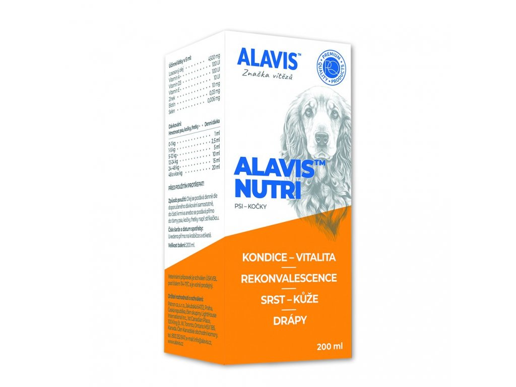 ALAVIS Nutri 200ml