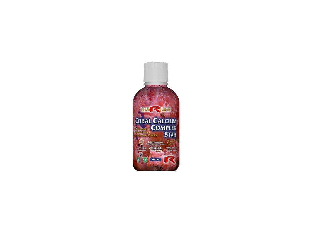 13007 starlife coral calcium star 500 ml