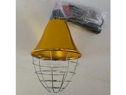 4003 infra lampa vyhrivaci s prepinacem