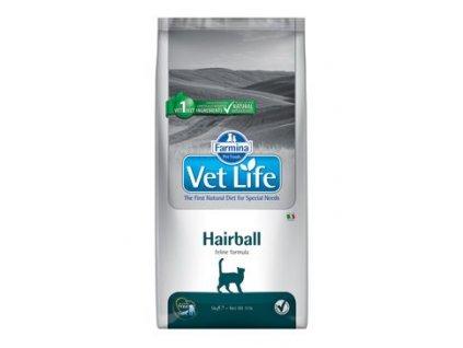 Vet Life Natural CAT Hairball 10kg