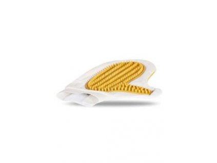 Kartáč masážní/čistící, oboustranná rukavice 23x17cm