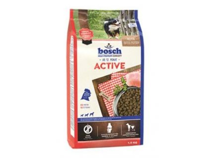 Bosch Dog Active 1kg