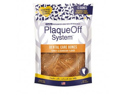 ProDen PlaqueOff Dental Bones krůtí 482g
