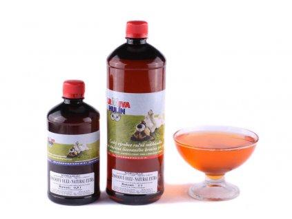 Lososov olej natural extra pro psy 2 2 z1