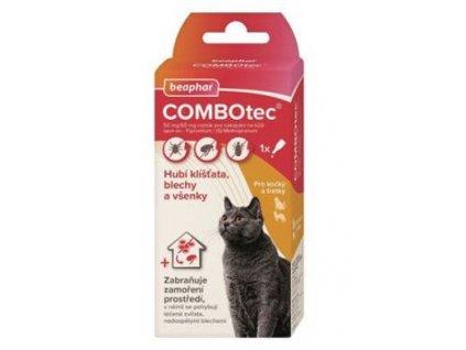 Combotec 50/60mg Spot-on pro kočky a fretky 1x0,5ml