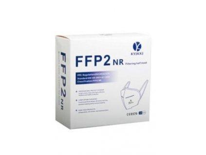 Respirátor FFP2 bez ventilu BATIST 10ks