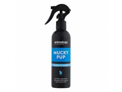 ANIMOLOGY Bezoplachový šampon pro štěňata Mucky Pup, 250ml