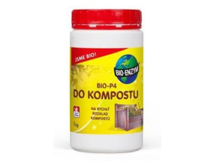 BIO-P4 do kompostu 1kg