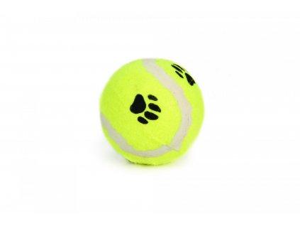 Beeztees Míček tenisový žlutý