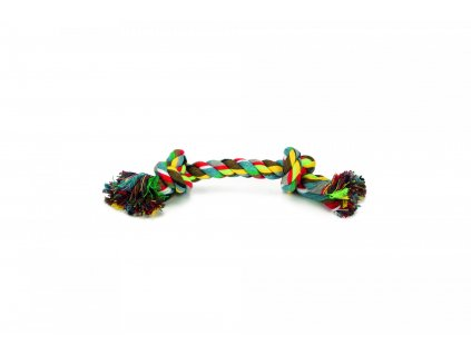 Beeztees Hračka bavlněné lano BONE 28cm