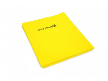 Beeztees Ručník pro psy žlutý 50x60cm