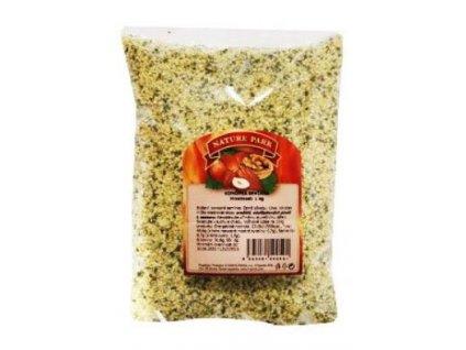 Konopné semínko loupané 1kg