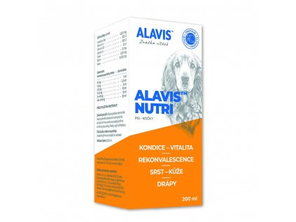ALAVIS Nutri 2 x 200 ml