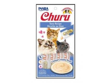 Churu Cat Bites Chicken wraps&Chicken Purée 3x10g