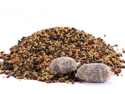 5191 kh granule pelety mini mix 13 druhu 1 kg
