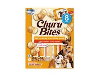 Churu Dog Bites Chicken wraps Chicken 8x12g