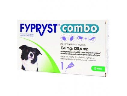 21275 krka fypryst combo spot on 134 120 6mg pes stredni 1 pip
