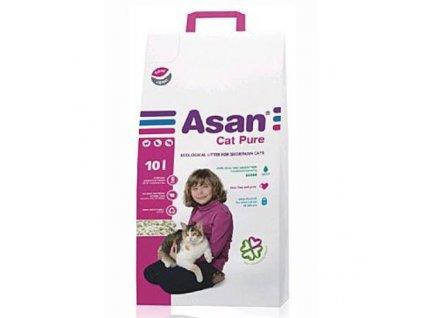 3502 asan cat pure 10 l 2 kg
