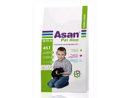 2869 asan pet aloe 45 l family pack 9 kg
