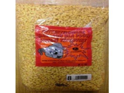 2446 krmne testoviny kolinka zlute 8 kg