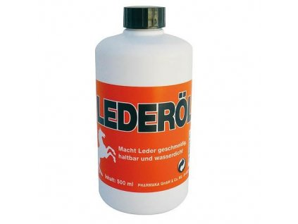 5287 lederol lederol olej na kozene vyrobky 500 ml