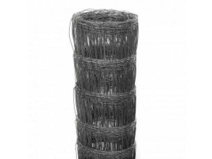 4168 lesnicke uzlove pletivo pozinkovane 1 6 2 2 mm v 1 5 m 50 m