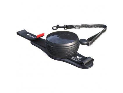 Lishinu vodítko, Light Lock, černé