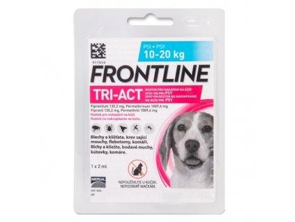 14765 1 merial frontline tri act pro psy spot on m 10 20 kg 1 x 2 ml