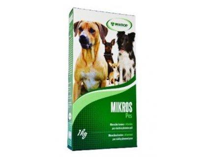 Mikros Pes plv 1kg krabička