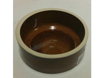 619 miska keramicka c 1 s glazurou 0 5 l 15 cm
