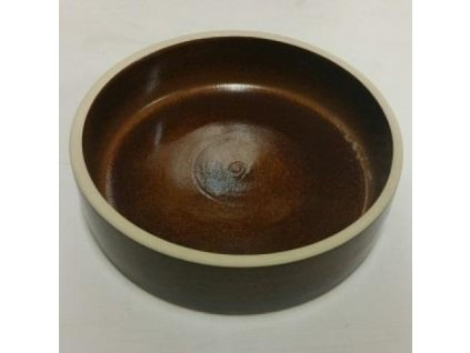 637 miska keramicka c 3 s glazurou 24 cm