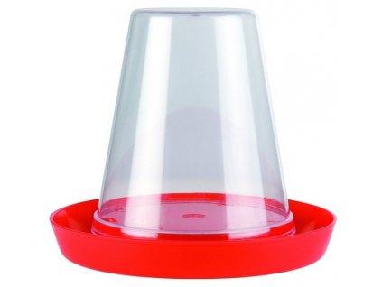 Napáječka klobouková plastová 600 ml