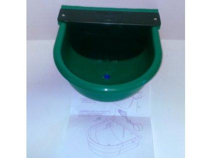 1438 napajecka zlabova tlakova plastova s vypusti 4 l