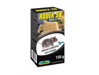 25367 nohel garden rodenticid rodex sb mekka navnada 150g