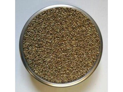 3718 avicentra semenec konopi krmivo pro zver 1 kg