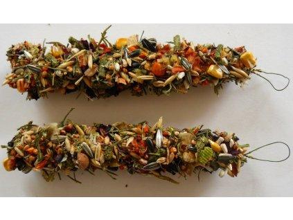 2941 avicentra tycinky velky hlodavec bylinky 2 ks