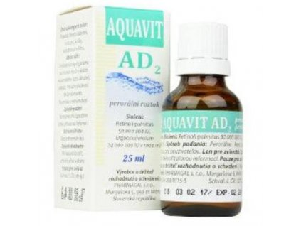14426 pharmagal aquavit ad2 sol 25 ml