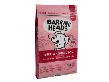 28799 barking heads beef waggington adult 12 kg