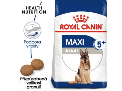 Royal Canin Maxi Adult 5+ 15 kg