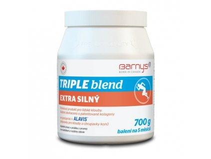 17264 1 barny s triple blend extra silny ochuceny 2 x 700 g