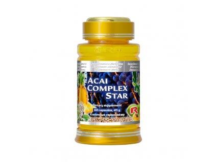 13121 starlife acai complex star 60 tbl antioxidant