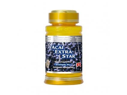 13124 starlife acai extra star 60 tbl vitaminy