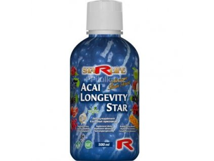 13799 starlife acai longevity star 500 ml
