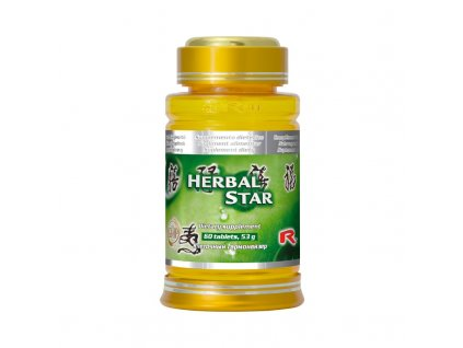 13310 starlife herbal star 60 tablet