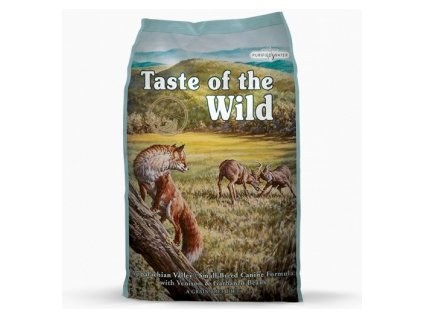 23729 taste of the wild appalachian valley small breed 2 kg